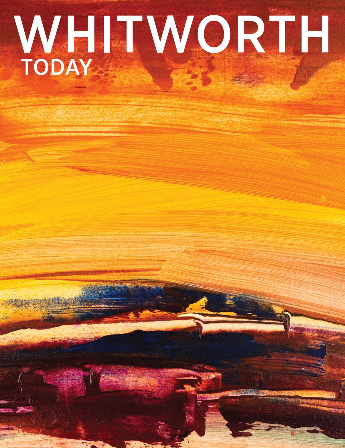 Whitworth Today Fall 2018 By Whitworth University Issuu