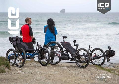 ICE Trikes 2019 Recumbent Trikes - Electric Bikes - Fat Trikes