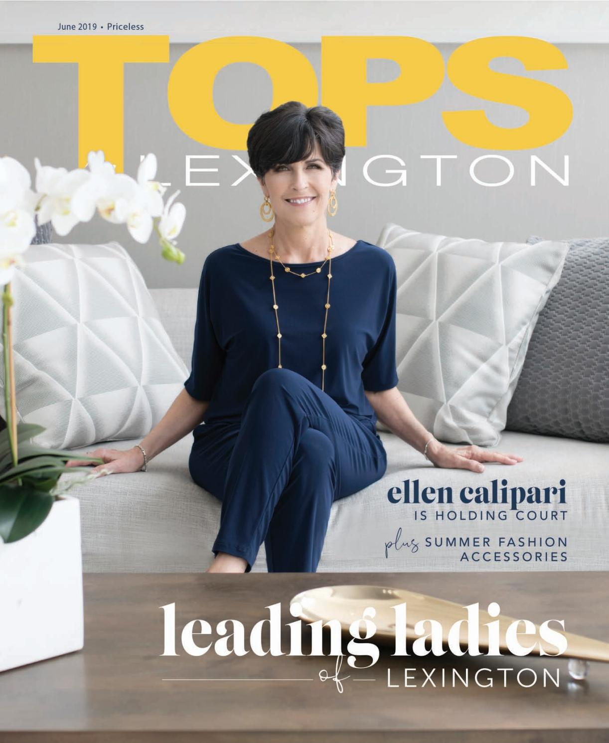 Tops In Lexington June By Tops Magazine Issuu