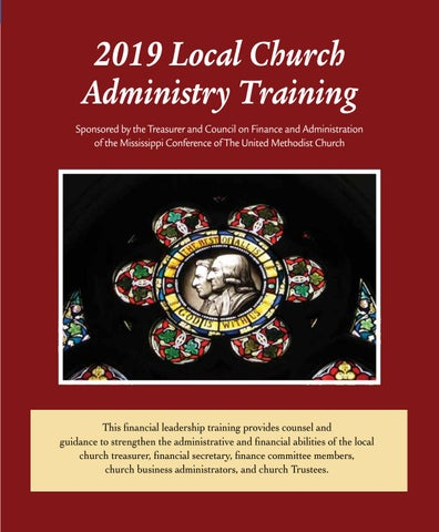 2019 Local Church Administry Training by Cindy Clark - issuu