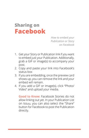 Page 17 of Sharing on Facebook