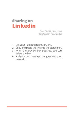 Page 27 of Sharing on Linkedin