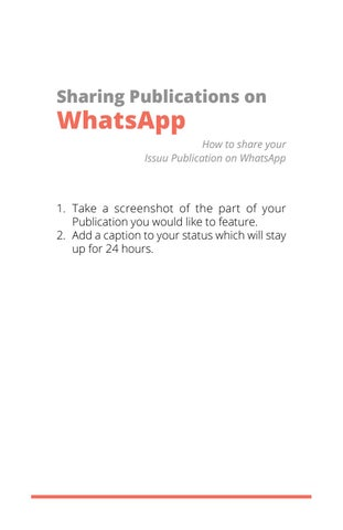 Page 28 of Sharing Publications on WhatsApp