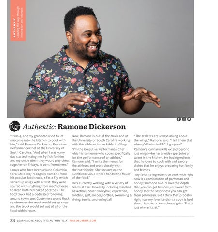 Page 34 of Authentic: Ramone Dickerson