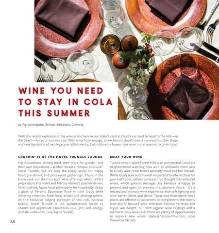 Page 36 of wine down in Cola
