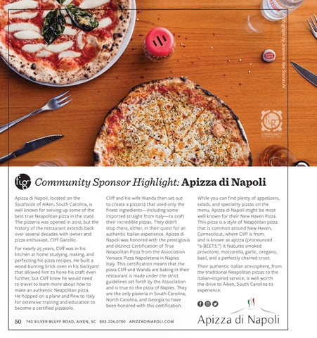 Page 50 of a taste of Italy