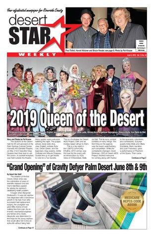 430f8cc23abbc Desert Star Weekly June 5, 2019 issue! by The Desert Star Weekly - issuu