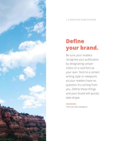 Page 11 of Define Your Brand