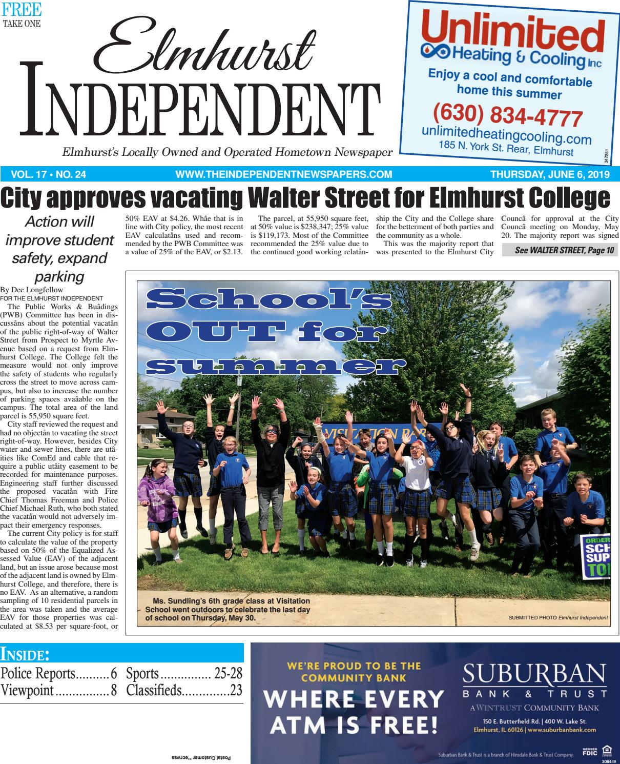 EI6619 by Southern Lakes Newspapers / Rock Valley Publishing - issuu