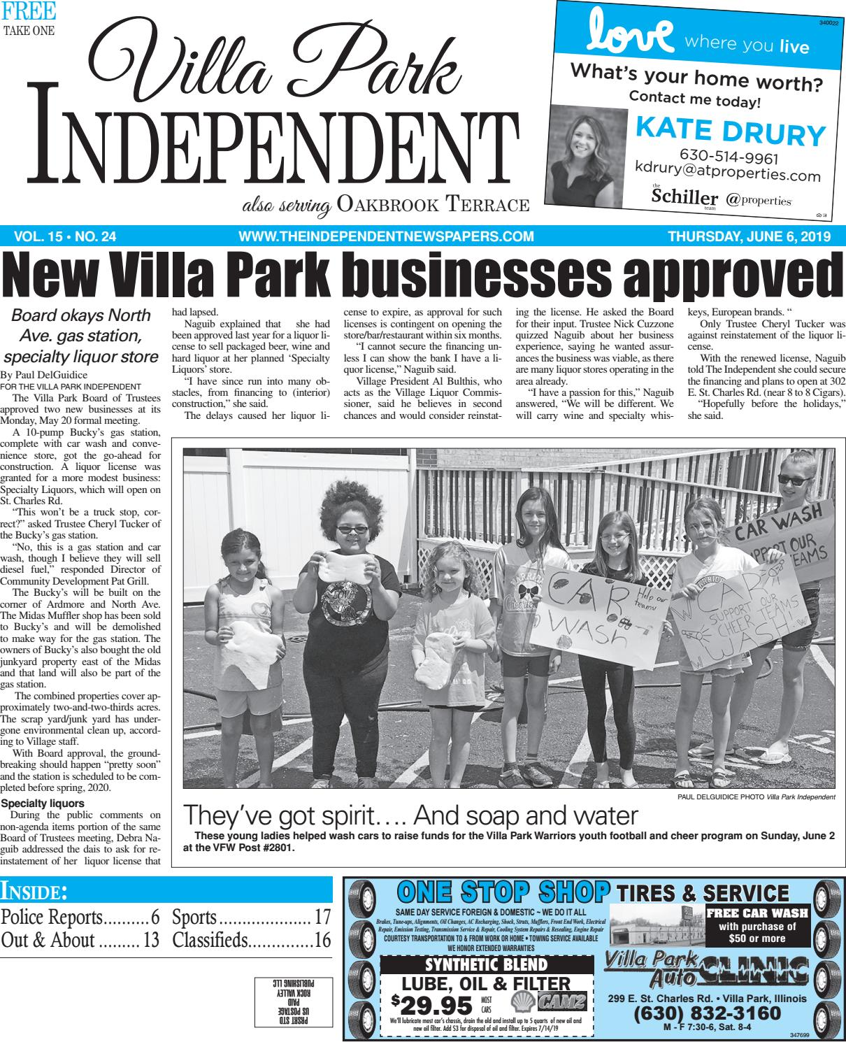 VI6619 by Southern Lakes Newspapers / Rock Valley Publishing