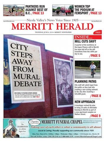 June 6 - 2019 by Merritt Herald - issuu