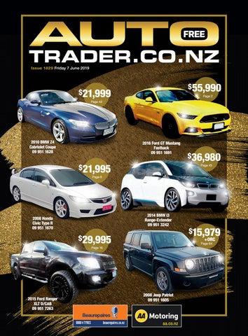 Auto Trader NZ - Issue 1829 by AutotraderNZ - issuu