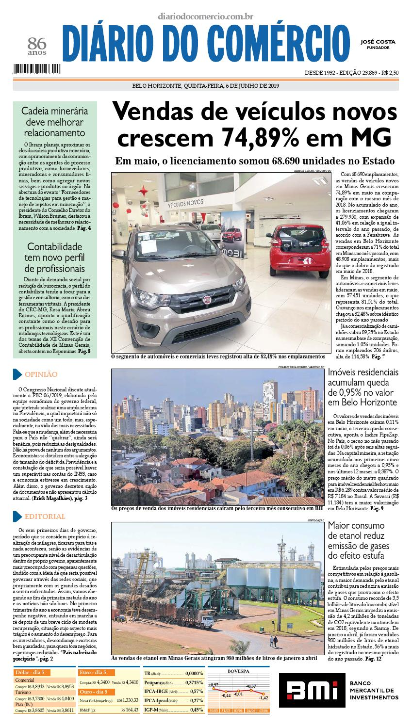 23 869 by Diário do Comércio - Belo Horizonte - issuu