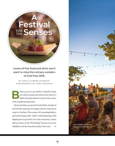 Page 22 of A Festival for the Senses