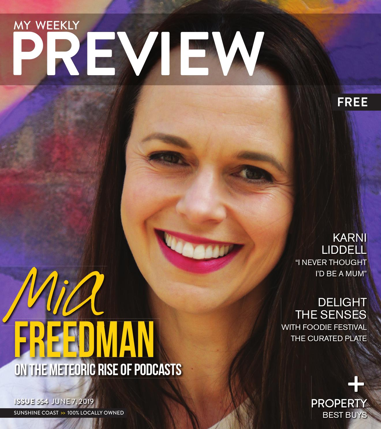 My Weekly Preview Issue 554 by My Weekly Preview - issuu
