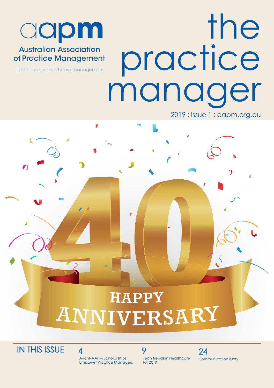 The Practice Manager by arkmedia4217 - issuu