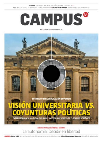 aa8c924b4be Campus 804 by Campus Milenio - issuu