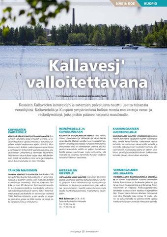 Page 25 of Kallavesj' valloitettavana