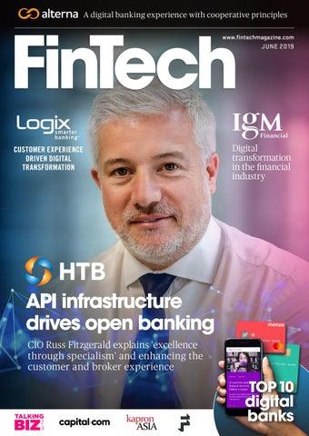 FinTech - June Magazine Edition | FinTech Magazine