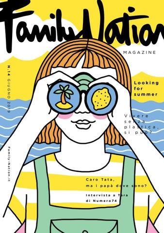 Numero Verde Estendo.Family Nation Magazine N 14 Estate Giugno 2019 By Family