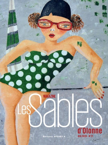 SABLES MAGAZINE N°21 by issuu LES Offset5 hdtsQBrCx