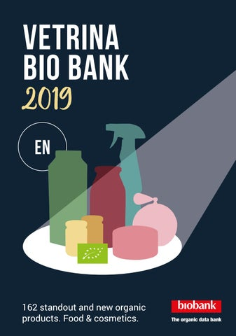 Vetrina Bio Bank 2019 - English by Bio Bank - issuu
