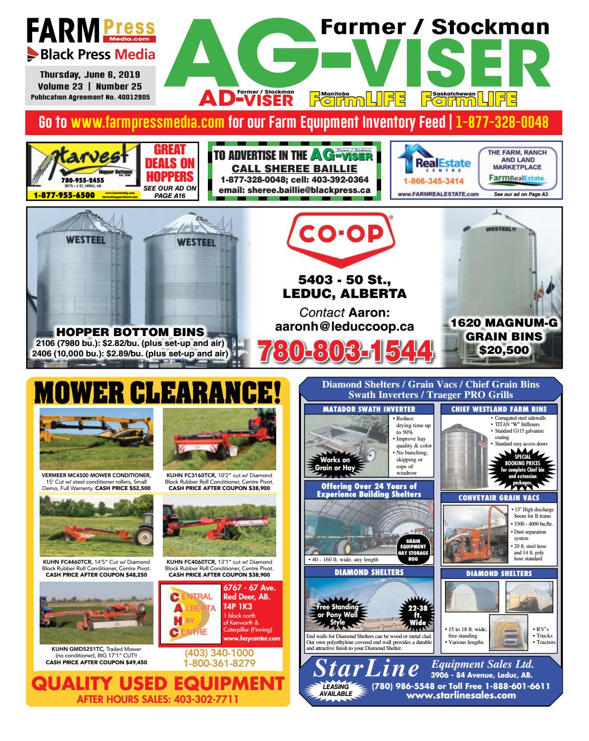 Northern Alberta Agvisor June 06 2019 By Black Press Media Group Issuu