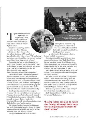 Page 21 of GEORGE &  AUGUSTUS