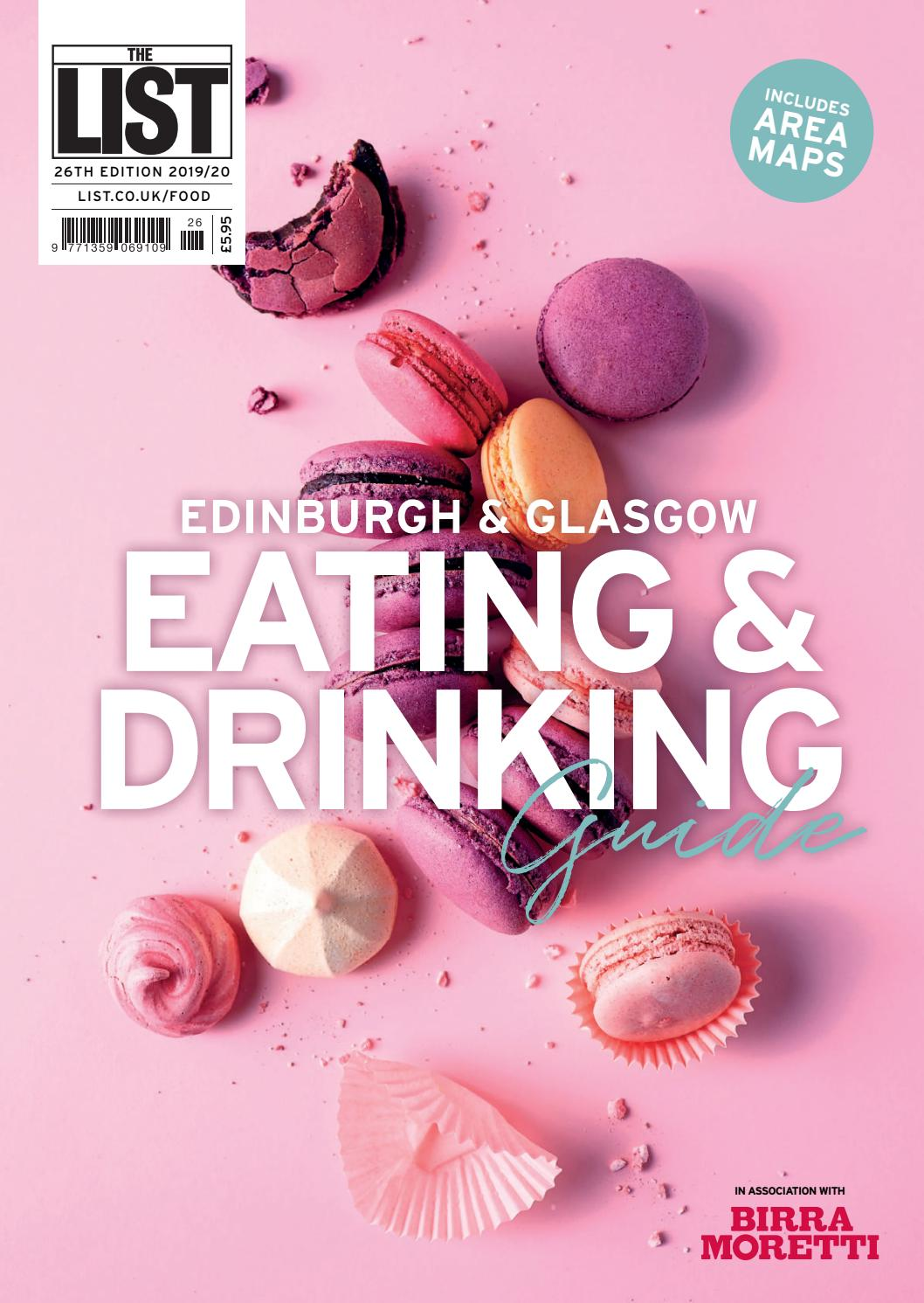 40c16d21a088 Eating and Drinking Guide 2019 by The List Ltd - issuu