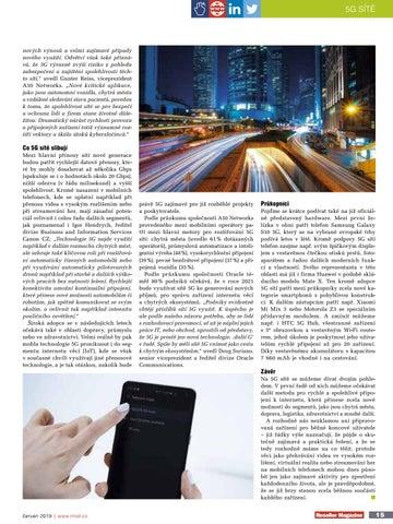 Page 15 of Bude 5G opravdu takovou revolucí?