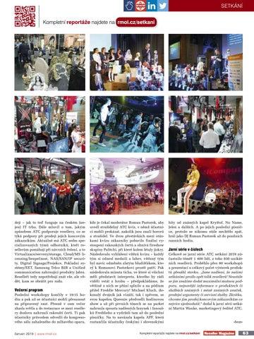 Page 63 of Opravdu strašná jarní série setkání ATC