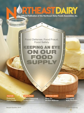 Northeast Dairy Magazine | Q2 2019 by NortheastDairyMag - issuu