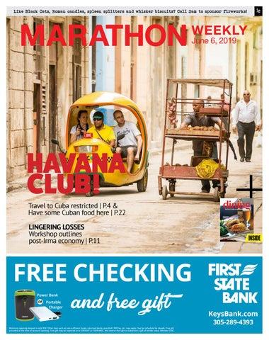 Marathon Weekly – 6/06/19 by Keys Weekly Newspapers - issuu