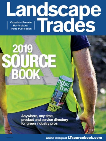 c9592c36515ca Landscape Trades May 2019 Source Book by Landscape Ontario - issuu