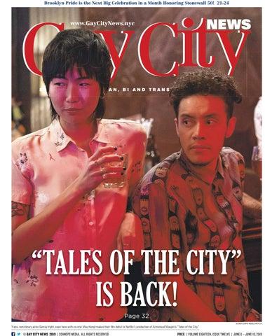 Gay City News - June 6, 2019 by Schneps Media - issuu
