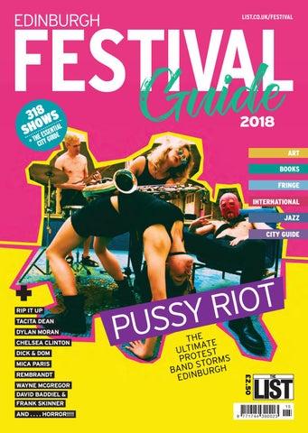 Edinburgh Festival Guide 2018 By The List Ltd Issuu