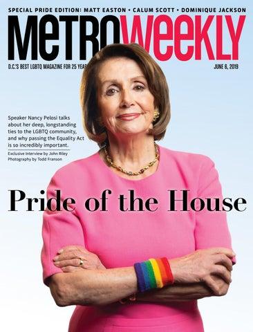 Speaker Nancy Pelosi - Capital Pride - June 6, 2019 by Metro