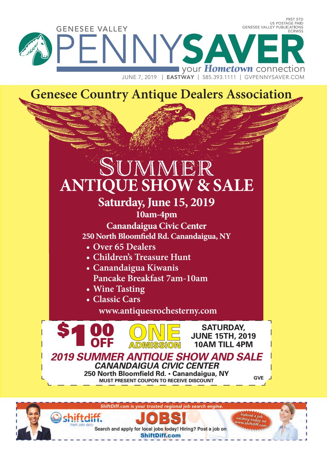 Eastway Edition - Genesee Valley Penny Saver 6-7-2019 by