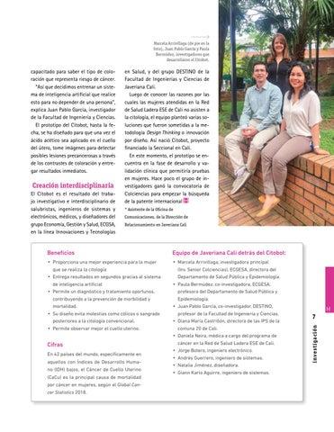 Page 7 of Inteligencia artificial contra el cáncer de cuello uterino