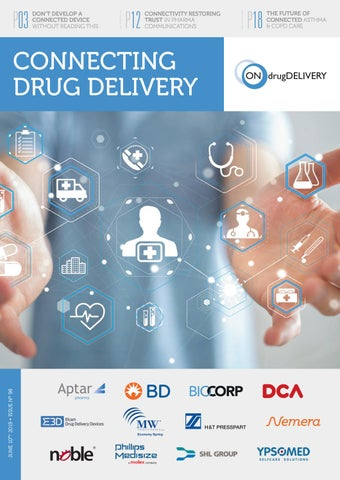 Connecting Drug Delivery - ONdrugDelivery - Issue 98 - June