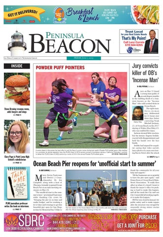 The Peninsula Beacon, June 7th, 2019
