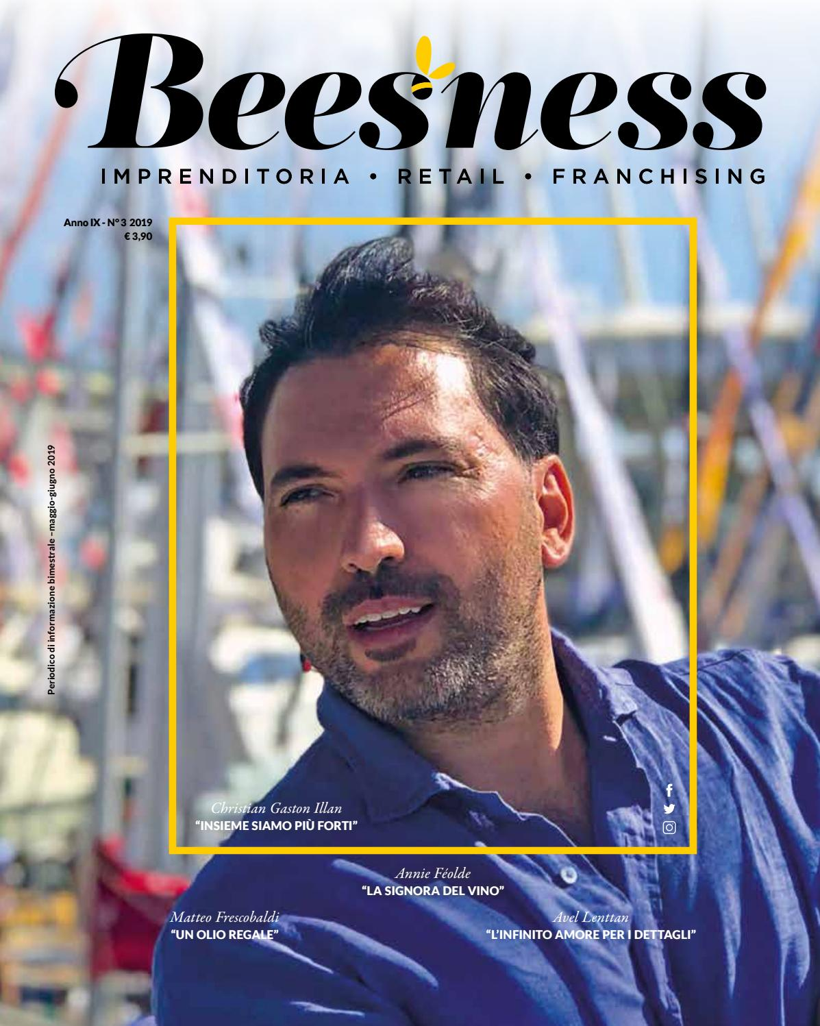0d9a43bc7c7f Beesness n° 3 Maggio/Giugno 2019 by Beesness - issuu