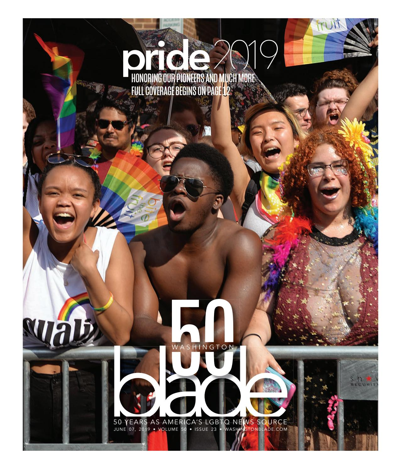 Washingtonblade.com, Volume 50, Issue 23, June 7, 2019 by Washington Blade  - issuu