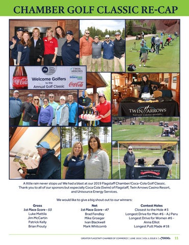 Page 11 of Chamber Golf Classic Re-Cap