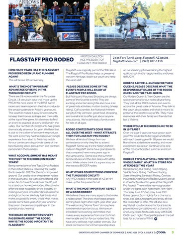Page 9 of Katie Ramos, Flagstaff Pro Rodeo Queen