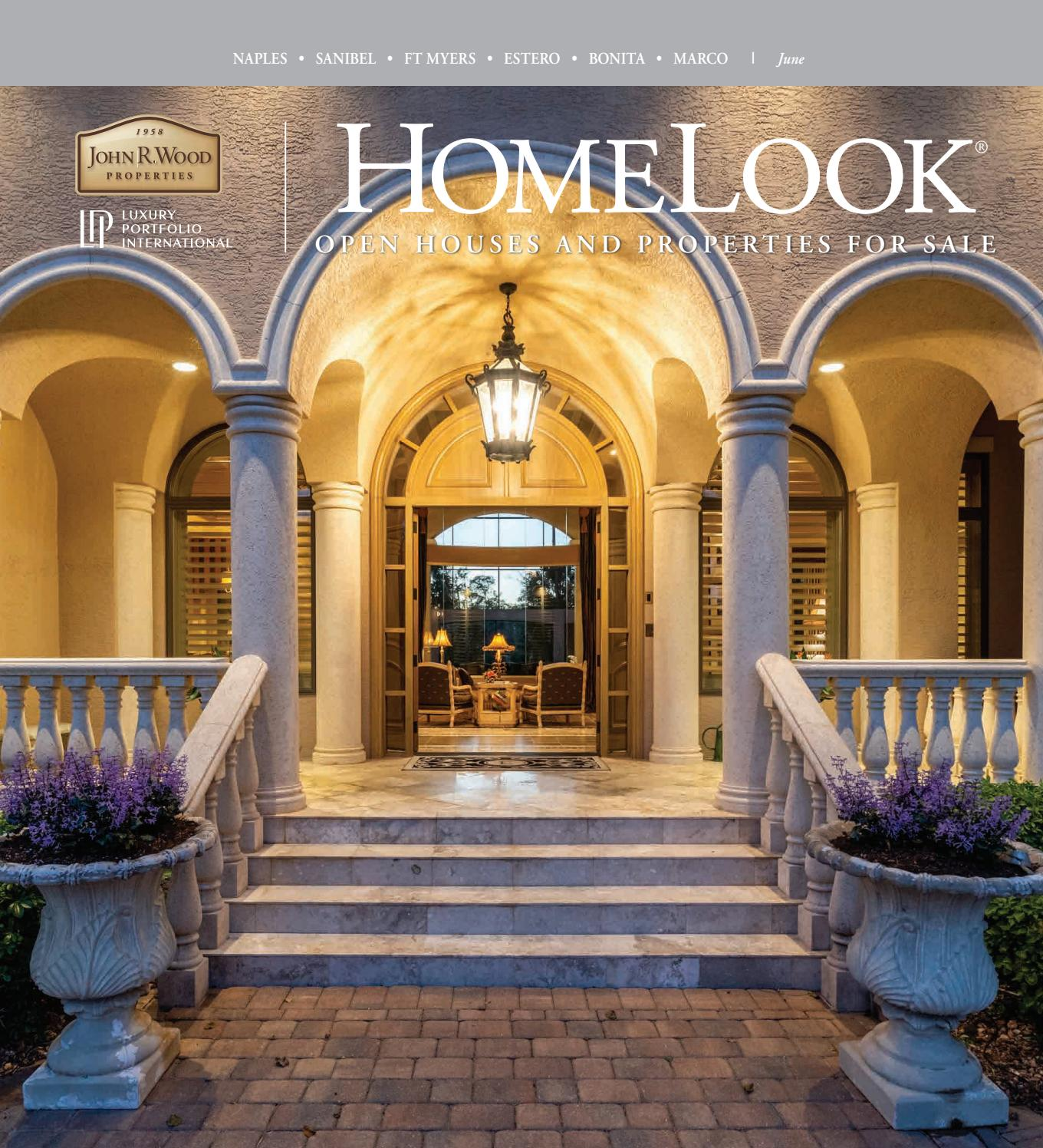 Home Look Magazine June 2019 By John R Wood Properties
