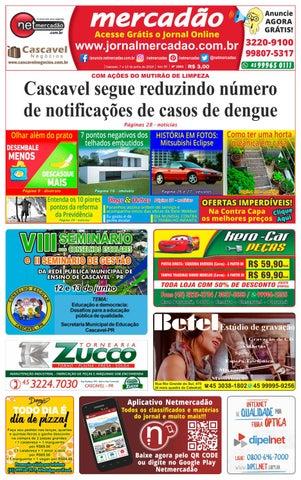 d8bd1030166 Jornal Mercadão Online Grátis - 7 a 13 de junho de 2019 by ...