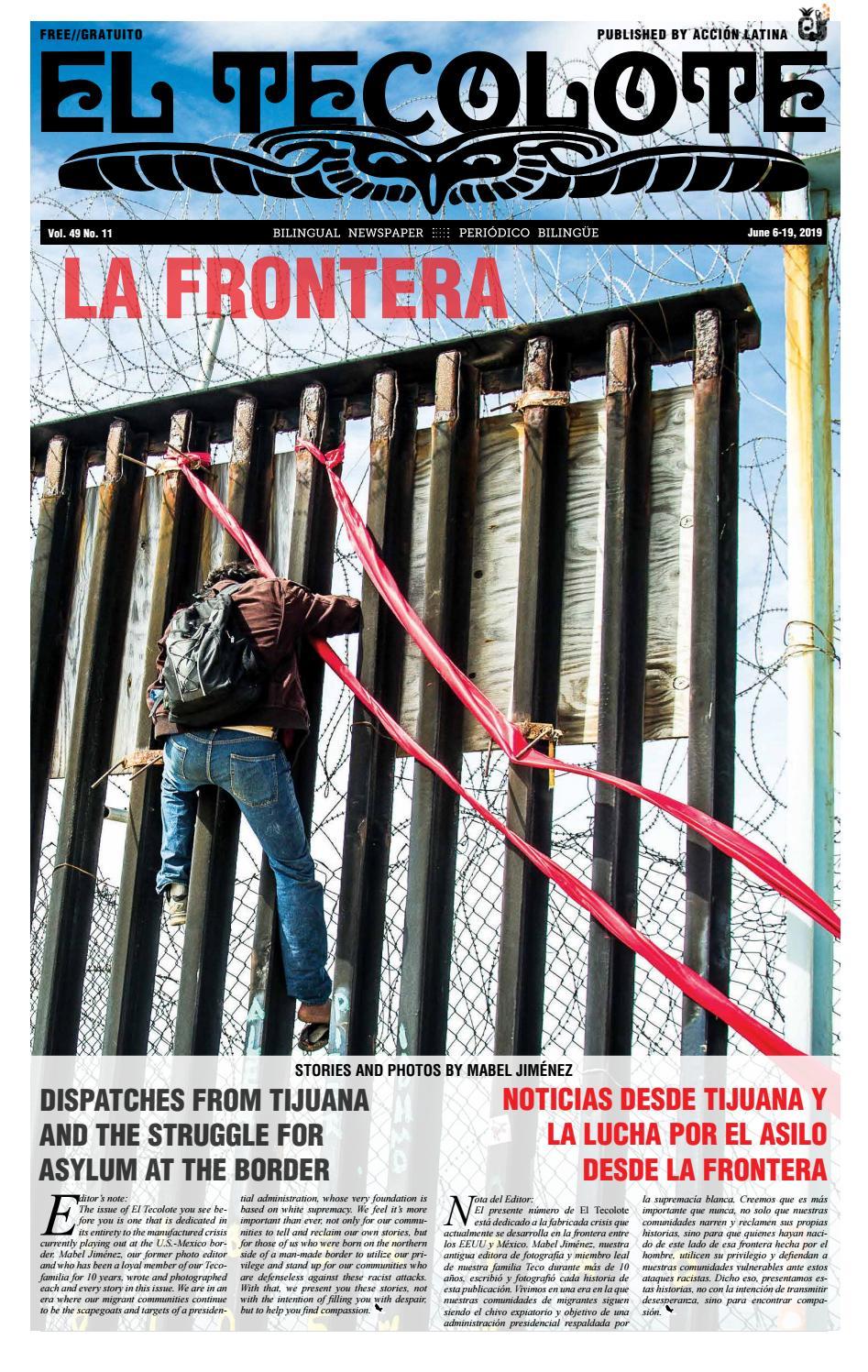 El Tecolote Vol 49 Issue 11 By El Tecolote Issuu