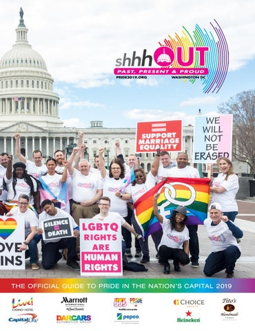 9d5ae02b The Complete Guide to 2019 Pride In The Nation's Capital by Capital Pride -  issuu