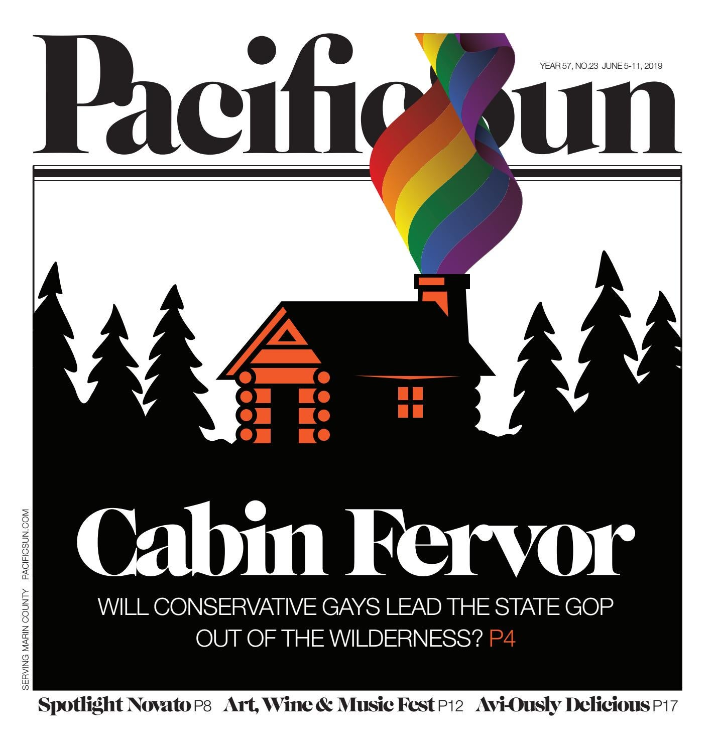Pacific Sun June 5-11, 2019 by Metro Publishing - issuu